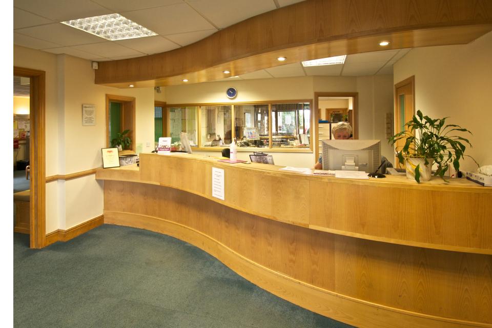 Mount Pleasant health centre new website