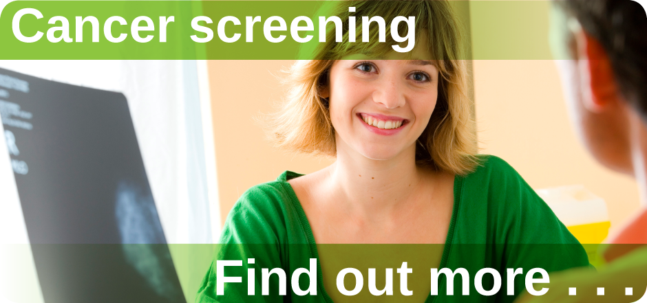 Cancer screening Mount Pleasant Health Centre Exeter find out more