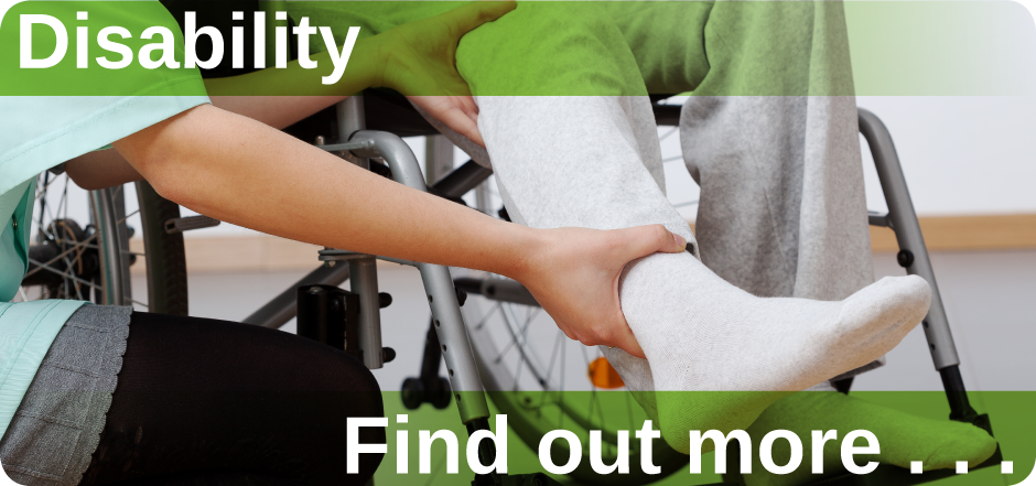 Disability Mount Pleasant Health Centre Exeter find out more