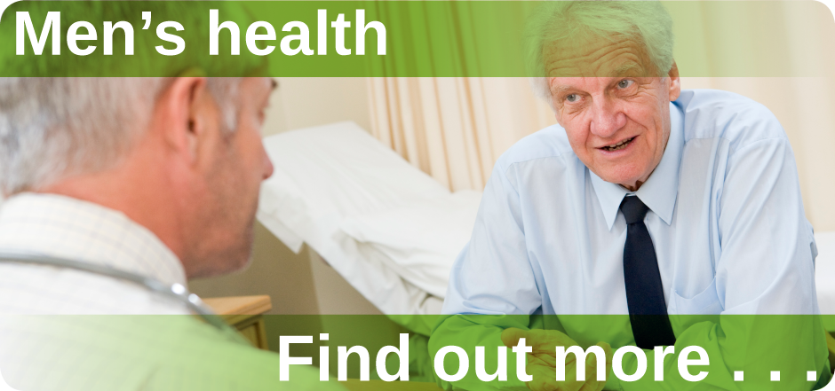 Mens health Mount Pleasant Health Centre Exeter find out more