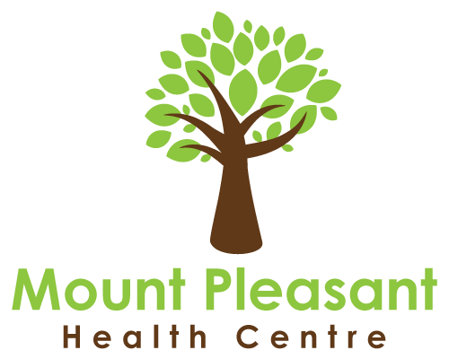 Mount Pleasant Health Centre Exeter Logo