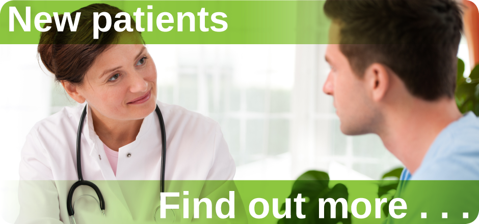 New patient information Mount Pleasant Health Centre Exeter find out more