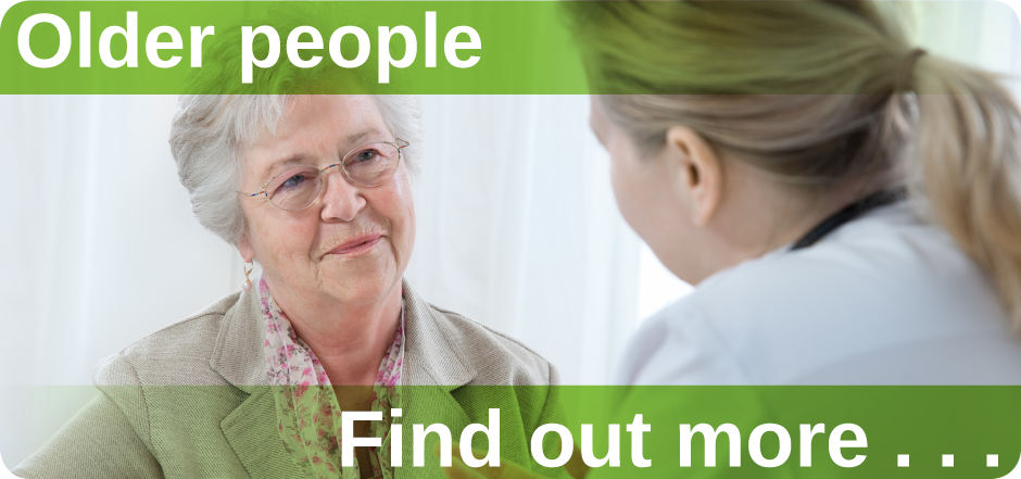 Older peoples health Mount Pleasant Health Centre Exeter find out more