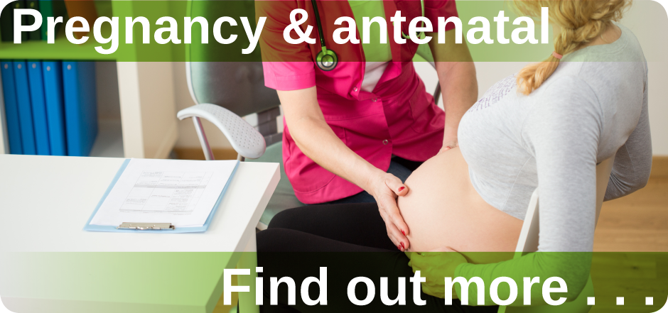 Pregnancy & antenatal Mount Pleasant Health Centre Exeter find out more