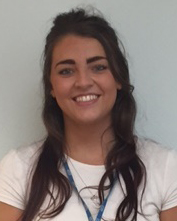 Natalie, Mount Pleasant Healthcare University Student Liaison